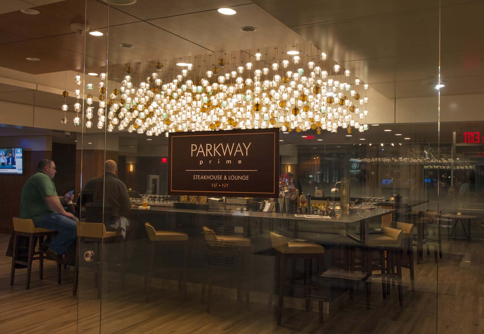 parkway prime entrance