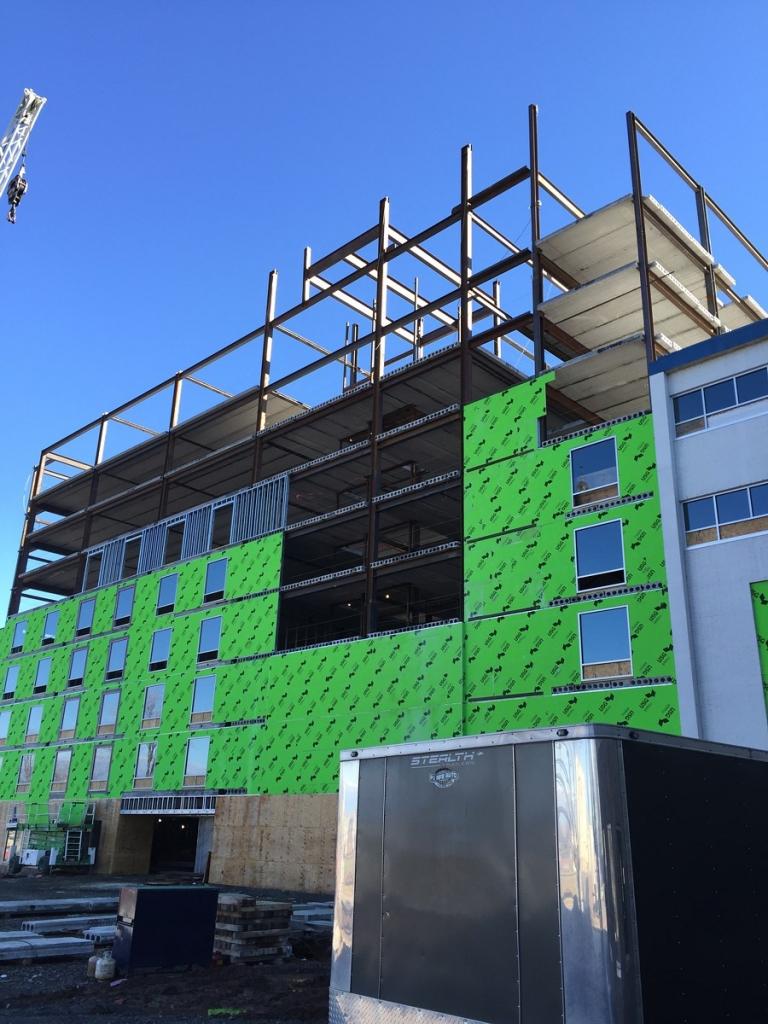 DoubleTree by Hilton Niagara Falls, NY General Construction