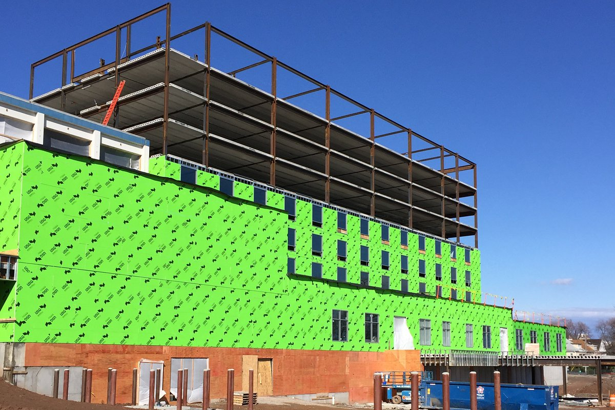 DoubleTree by Hilton Niagara Falls, NY Construction Update
